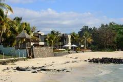 L'Afrique, secteur pittoresque de Mont Choisy en Îles Maurice Image stock