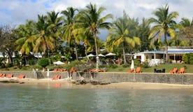 L'Afrique, secteur pittoresque de Mont Choisy en Îles Maurice Images stock