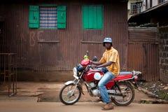 L'Afrique, Sierra Leone, Freetown Image stock