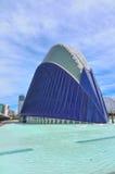 L'Agora w Walencja, Hiszpania Obrazy Stock