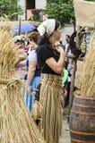 L'agricoltore Fotografia Stock