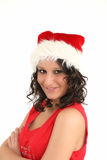 L'aide de Santa Image stock