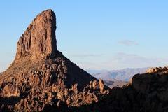 L'aiguille du tisserand, Arizona photo libre de droits