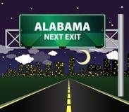 L'Alabama Immagine Stock Libera da Diritti
