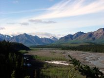 l'Alaska Images libres de droits