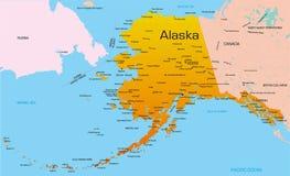 l'Alaska Photos stock