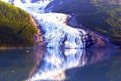 L'Alaska di stupore fotografia stock