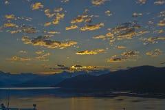 L'Alaska di stupore immagine stock libera da diritti