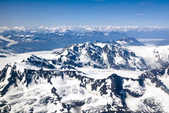 L'Alaska di stupore Immagini Stock Libere da Diritti