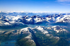 L'Alaska di stupore Fotografia Stock Libera da Diritti