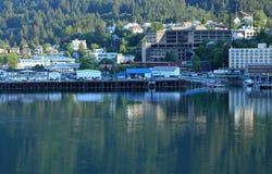 l'Alaska juneau Photos stock