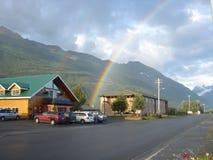 L'Alaska - paesaggio Immagine Stock