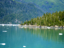 L'Alaska - paesaggio Immagini Stock Libere da Diritti