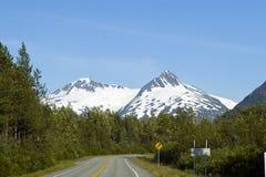 l'Alaska stupéfiant Photo stock