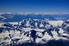 l'Alaska stupéfiant Photographie stock libre de droits