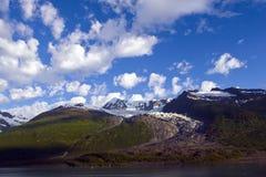l'Alaska stupéfiant Images libres de droits