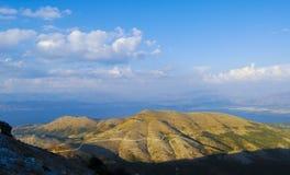 l'Albanie Photo libre de droits