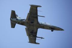 41134 L-39 Albatros de l'Armée de l'Air thaïlandaise royale Photographie stock