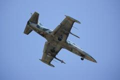 41134 L-39 Albatros de l'Armée de l'Air thaïlandaise royale Photographie stock libre de droits
