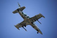 41134 L-39 Albatros dell'aeronautica tailandese reale Fotografia Stock Libera da Diritti