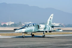 41112  L-39 Albatros of Royal Thai Air force. Stock Photo