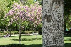 L'albero di amore fotografia stock libera da diritti