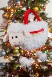 L'albero di Toy And New Year immagini stock