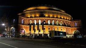 l'Albert royal Hall Image stock