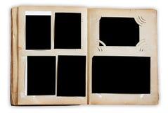 l'album pagine le cru de photo photos libres de droits