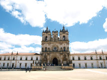 l'Alcobaca-Portugal Photos libres de droits
