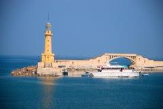 l'Alexandrie Image libre de droits