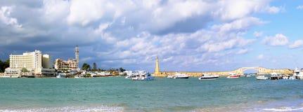 L'Alexandrie, bord de mer. photos libres de droits