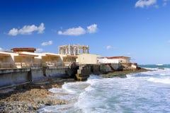 L'Alexandrie, bord de mer image stock