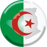 l'Algérie illustration stock