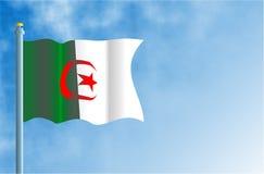 L'Algeria illustrazione vettoriale