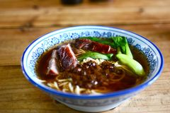 L'alimento del cinese tradizionale Fotografia Stock Libera da Diritti