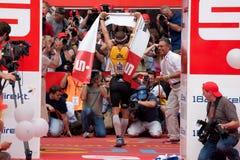 l'Allemagne 2009 ironman Image libre de droits