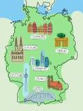 l'Allemagne Photo libre de droits