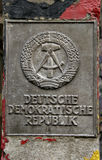 l'Allemagne de l'Est Image stock