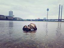 L'Allemagne Rhein Photos libres de droits