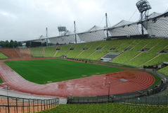 l'Allemagne, stade olympique à Munich Photo libre de droits
