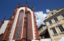 l'Allemagne Wurtzbourg Photo libre de droits