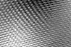 L'alluminio fa un passo fondo di lerciume di struttura della scala Fotografia Stock