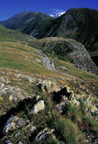 L'alpe d'huez Stock Image