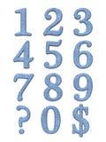 L'alphabet marque avec des lettres 3D Photographie stock