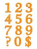 L'alphabet marque avec des lettres 3D Photos libres de droits