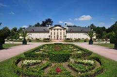 L'Alsazia, la città pittoresca di Strasburgo in Bas Rhin fotografie stock
