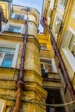 L'alta casa Fotografia Stock Libera da Diritti