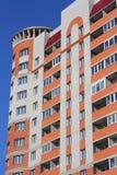 L'alta casa abitata in Fotografia Stock
