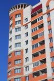 L'alta casa abitata in Fotografia Stock Libera da Diritti